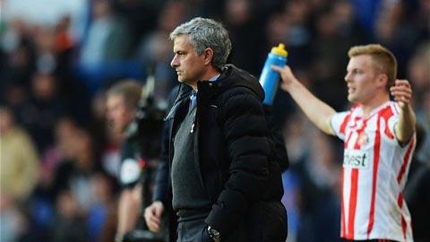 Lý do để Mourinho nên lo ngại… Sunderland!
