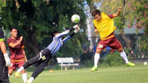 Bóng đá - Ai sẽ thay Minh Tuấn đá bán kết lượt đi AFF Suzuki Cup 2014?