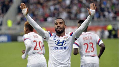 Bóng đá - Lacazette có thể rời Lyon trong tháng 1/2015: Ngày vui qua mau
