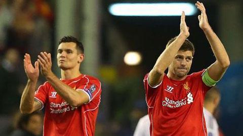 Bóng đá - Cãi nhau với đồng đội, Gerrard sẽ chia tay Liverpool?