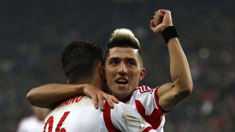 Bóng đá - Dortmund tìm người thay Marco Reus: Câu trả lời là Kevin Kampl!