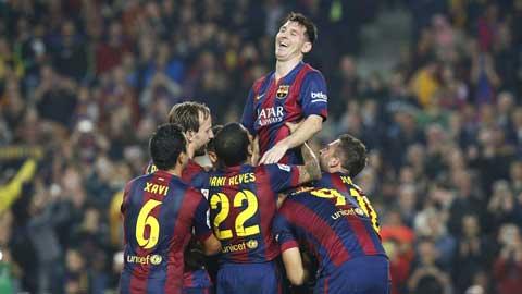 Bóng đá - Rộ tin Man City chi 400 triệu euro để sở hữu Messi