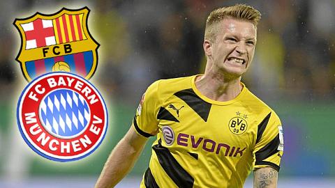 Bóng đá - Real và Bayern kèn cựa vì Marco Reus