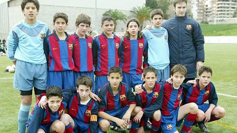 """Barca: Những điều chưa biết về """"thế hệ 1991 bị lãng quên"""""""