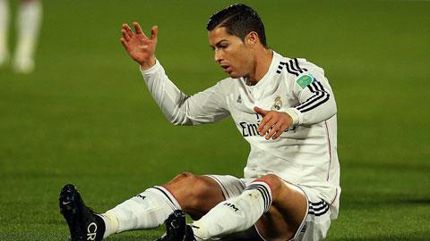 Ronaldo vẫn được ngợi ca dù không ghi bàn