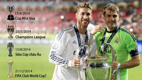 Real Madrid: Điều tuyệt vời nhất còn ở phía trước