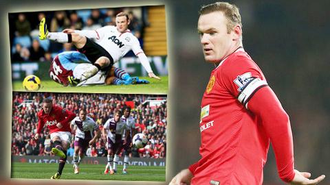 Rooney: Vũ khí phá