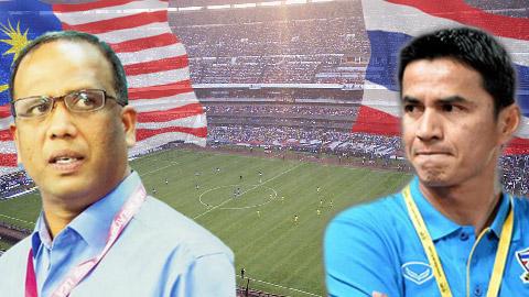 """Bóng đá - Thái Lan thắng không kiêu, Malaysia mong ngược dòng nhờ """"chảo lửa"""" Bukit Jalil"""