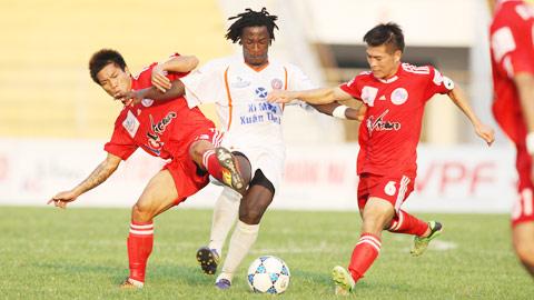 Bóng đá - TTCN V-League 2015: