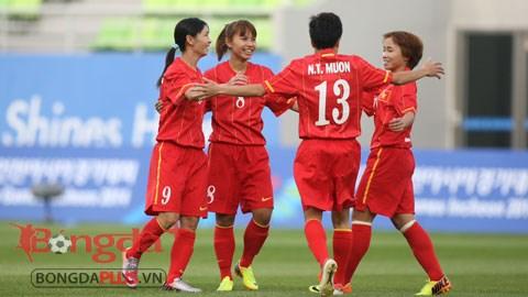 Việt Nam làm chủ nhà giải bóng đá nữ Đông Nam Á 2015