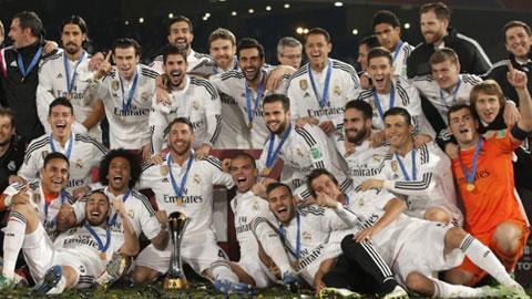 2014: Năm đáng nhớ trong lịch sử của Real Madrid