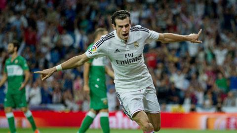 Bale: Chủ nhân 3 bàn thắng quan trọng nhất của Real năm 2014