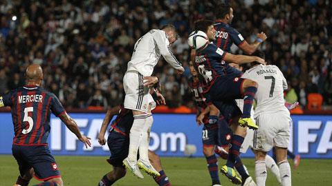 Sergio Ramos: Nếu anh không bật lên như một hỏa tiễn...