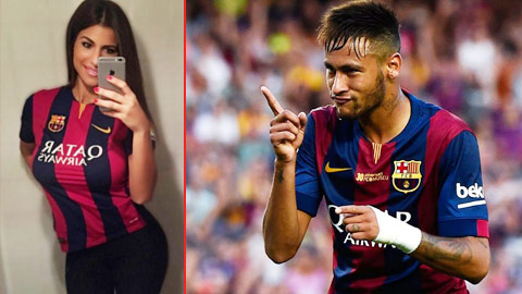 Chán nữ sinh, Neymar cặp ngay nữ luật sư
