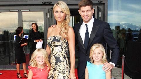 Gerrard được khích lệ trước ngày sang Mỹ