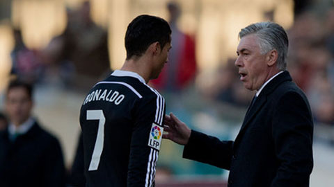 Ronaldo nhận thẻ đỏ chưa chắc là thảm họa với Real