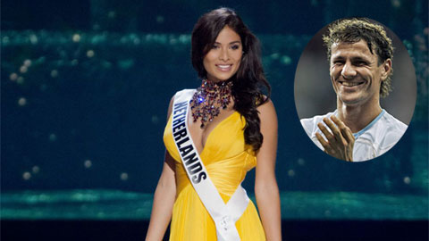 Cuộc thi hoa hậu hoàn vũ 2014: Bồ Boulahrouz giành danh hiệu Á hậu 3