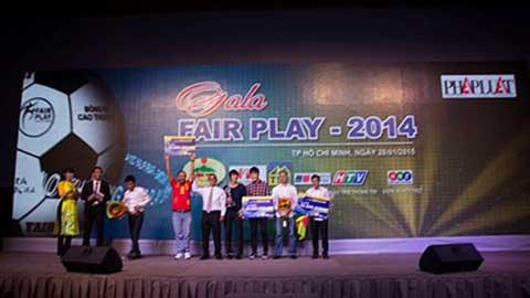 Bóng đá - Giải thưởng Fair-play 2014: U19 Việt Nam lần thứ hai đoạt giải