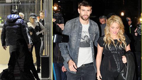 Nhà Pique - Shakira đón quý tử thứ hai