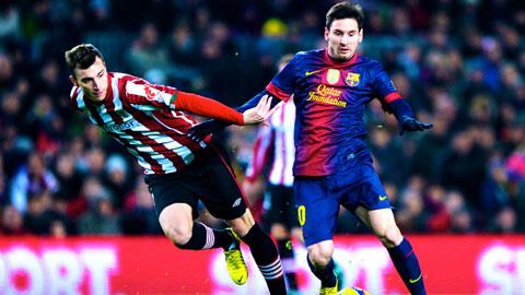 Bóng đá - Cúp Nhà vua Tây Ban Nha: Trò chơi vương quyền