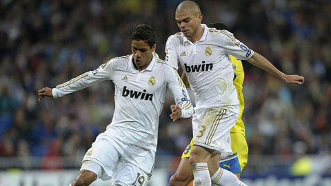 Pepe sắp được Real gia hạn: Tương lai Varane vẫn còn là dấu hỏi