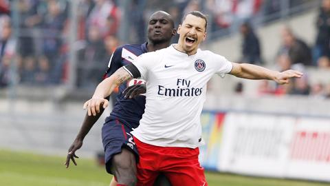 Bóng đá - Ligue 1: Thế tam mã còn nguyên