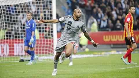Bóng đá - Thắng giòn giã, Marseille và Monaco cùng đua top