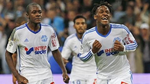 Marseille đã dành đủ