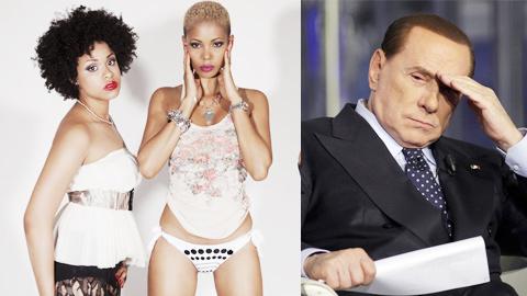 """Tiệc sex của Berlusconi thua """"cơm bình dân"""""""