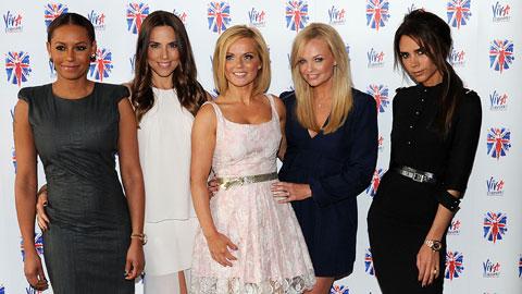 Bà Becks thờ ơ với giấc mơ Spice Girls tái ngộ