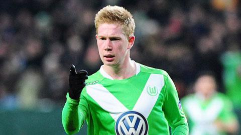 Bóng đá - Man City muốn đưa De Bruyne trở lại Premier League