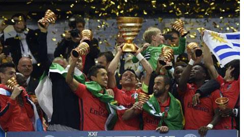 Bóng đá - Vô địch cúp Liên đoàn, PSG tranh thủ