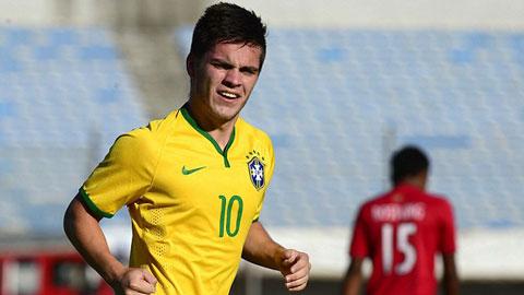 Hôm nay, Chelsea ra mắt tân binh người Brazil