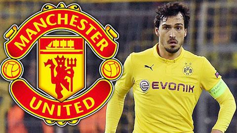 Tranh thủ Dortmund rối ren, M.U nhanh chóng xúc tiến mua Hummels