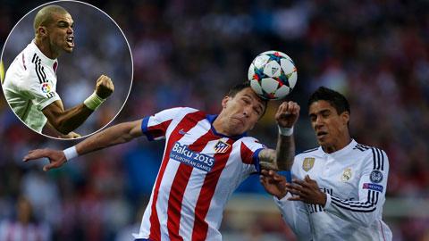 Bóng đá - Real Madrid: Varane làm khó Pepe