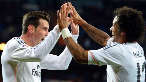 Bóng đá - 50,1% fan Real muốn Bale đá hậu vệ trái thay Marcelo