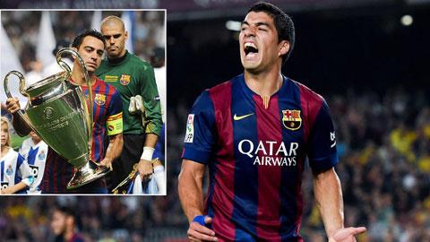 Bóng đá - Barca: Từ Xavi đến Suarez...