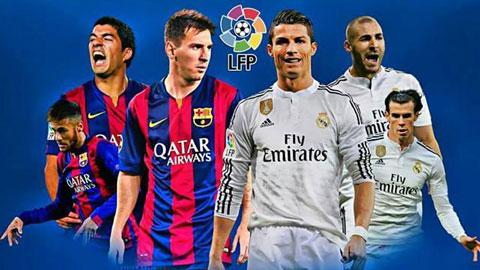 Bóng đá - BBC vs MSN: Bộ ba nào đạt mốc 100 bàn trước?