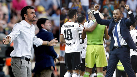 Bóng đá - Luis Enrique vs Nuno Santo: Cuộc so tài của hai nhà cách tân