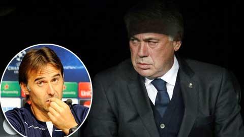 Bóng đá - Real nhắm Lopetegui để thay Ancelotti