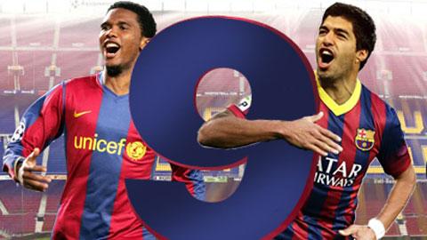 Bóng đá - Suarez trên đường trở thành