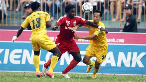 Bóng đá - V-League: V-League: Chỉ cần biết tự tin