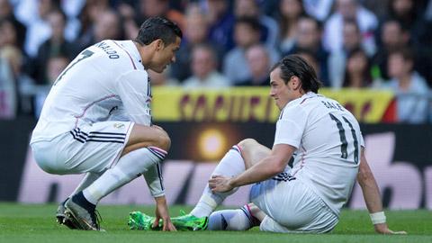 Bale chấn thương chưa chắc là tin buồn với Real
