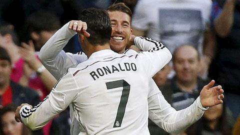 Bóng đá - Real 3-1 Malaga: Tiếp tục bám đuổi ngôi đầu