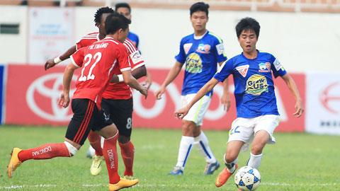 Bóng đá - 5 điểm nhấn vòng 10 V.League 2015