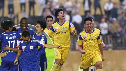 Bóng đá - Con số nổi bật vòng 10 V.League 2015