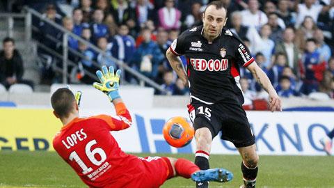 Monaco không thắng trận sân nhà thứ tư liên tiếp: Lỗi ở hàng công!