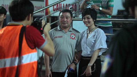 Xạ thủ đất Cảng nâng bước cho HLV Việt Hoàng