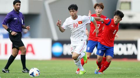 Bóng đá - U23 Việt Nam: Phép thử đầu tiên