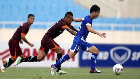 Bóng đá - ĐTVN thắng đậm U23 Việt Nam 3-0 ở trận đấu tập